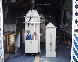 lavador de gases controle de odor