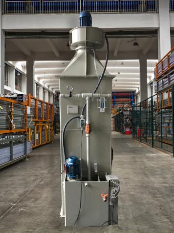 Lavador de Gases FK-650