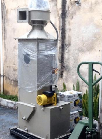 Lavador de Gases FK-400_2